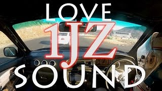 【Drift】I Love 1JZ Sound At HONJO Circuit. TRUST T67-25G
