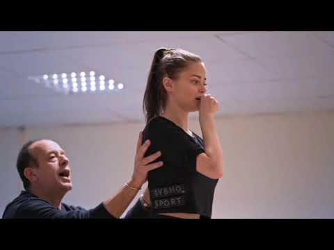 Stefania - Supergirl | Eurovision 2020 Rehearsal Greece 🇬🇷