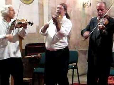 헝가리 포크음악의 자존심! 뮤지카쉬(Muzsikás, Hungry)