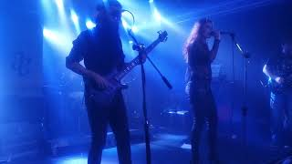 Video Synaesthetics live at Melodka