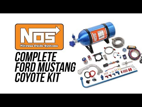 NOS Complete 2011-2017 Ford Mustang Coyote Kit