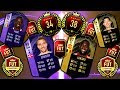 FIFA 18: XXL TOP 100 REWARDS! 22x INFORMS, HEROES & 100K PACKS 😱🔥