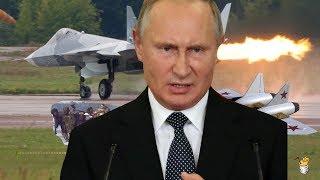 Путин взвалил на плечи россиян еще две вундервафли