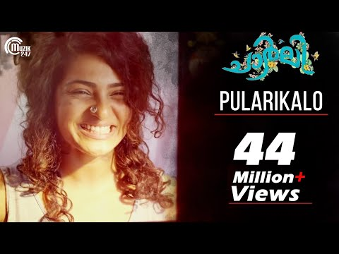 Pularikalo Video Song from Malayalam movie Charlie, Dulquer