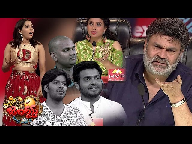 Extra Jabardasth – 31st March 2017 – Full Episode | ETV Comedy Show