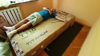 Reebok  TT1.0 Titanium Fitness Treadmill