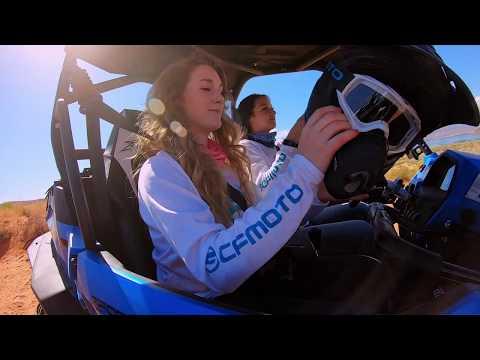 2020 CFMOTO CForce 600 Touring in Monroe, Washington - Video 2