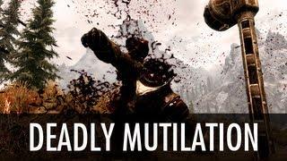 Skyrim Mod: Deadly Mutilation v1.3