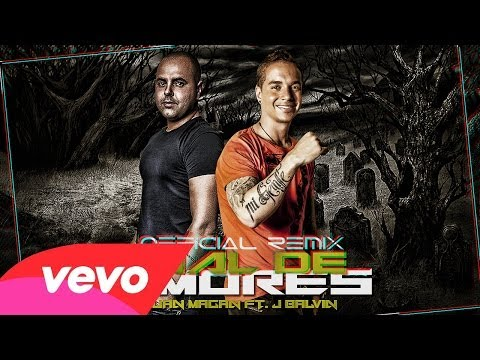 "Juan Magan Ft. J Balvin - ""Mal De Amores"" ((Official Remix)) ELECTROLATINO (Con Letra) 2013 Mp3"