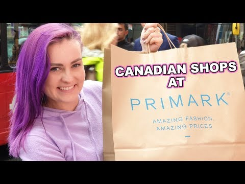 Shop With Me At Primark!