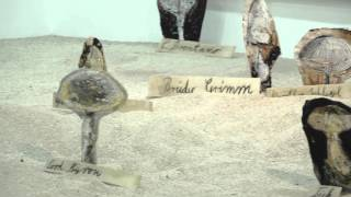 A Tour Of Anselm Kiefer At The Centre Pomidou