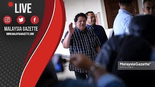 MGTV LIVE | Keputusan Kes Rasuah! Tengku Adnan Akan Dibicarakan