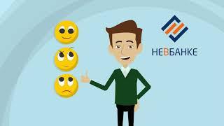 анимационный видеоролик на заказ НеВбанке