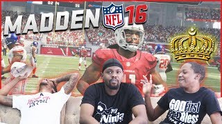 Going Back In Time To When Trent Was GOOD At Madden!