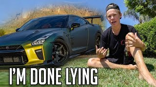 "the truth about ""my"" GTR"