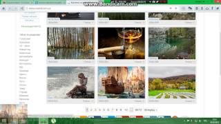 Как установить картинку на рабочий стол на Windows 8 & 7
