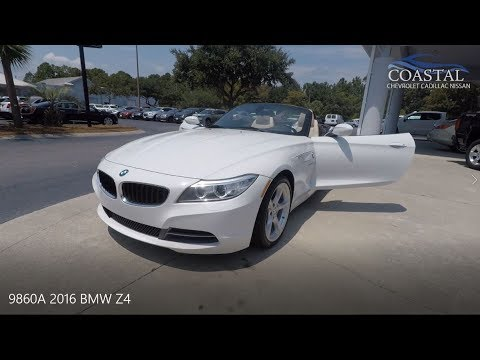 Pre-Owned 2016 BMW Z4 2dr Roadster sDrive28i