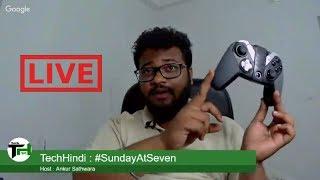 #sundayatseven Live TechHindi Qna Session !