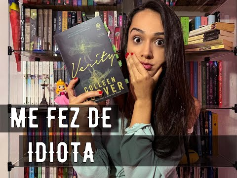 VERITY - COLLEEN HOOVER | RESENHA