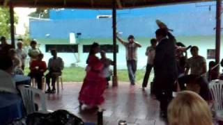 preview picture of video 'marinera norteña en puerto ordaz'