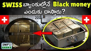 Why Switzerland  is the safest and richest country in the world  explained in telugu INFO GEEKS