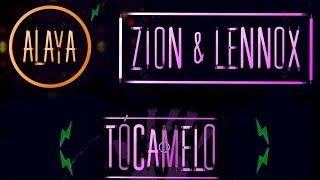Alaya   Tócamelo (feat. Zion & Lennox) [Official Lyric Video]
