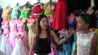 I GOT AN OVERPRICE RENTED GOWN AMERICAN PRICE OR FILIPINO PRICE WHAT DO YOU THINK ? | Kholo.pk