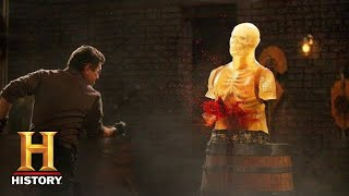 Forged in Fire: US Army Officer's Sword Final Round: Tyler vs Fermin (Season 6) | History