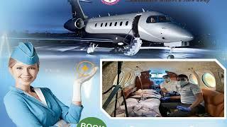 High-Class Amenities Provider-Panchmukhi Air Ambulance in Delhi to Kolkata