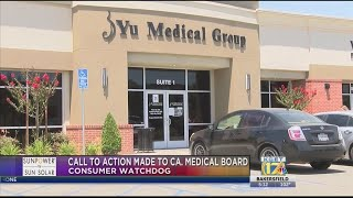 Bakersfield OB-GYN placed on probation in connection with allegations of repeated negligent acts