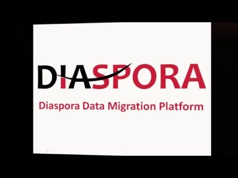 Diaspora 2.0 – Data Migration