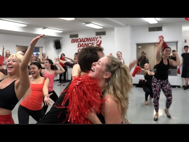 BDC Presents Grease: Live Themed Class with Lizz Picini