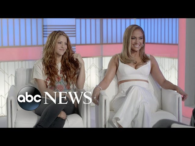 J.Lo, Shakira reveal details of 12-minute halftime performance | ABC News