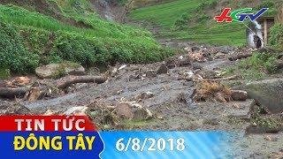 Xuất hiện vùng áp thấp trên Biển Đông   TIN TỨC ĐÔNG TÂY - 6/8/2018