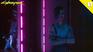 "Cyberpunk 2077 - Ep 11 - ""Fingers"" - Let's Play FR HD"