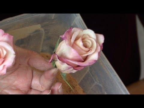Πως να διατηρήσετε ένα μπουκέτο λουλούδια