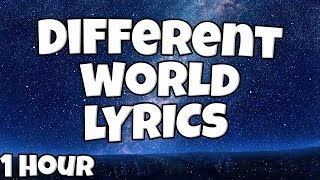 Different World    Alan Walker Ft. Sofia Carson, K 391 & CORSAK 【1 HOUR Loop】♪♪ (Lyrics)