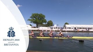Brittannia Final - Molesey 'A' v Thames 'A' | Henley 2018