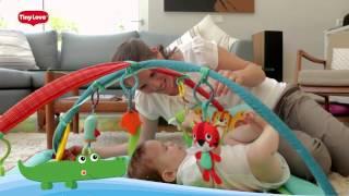 Gymini® Kick & Play City Safari by Tiny Love