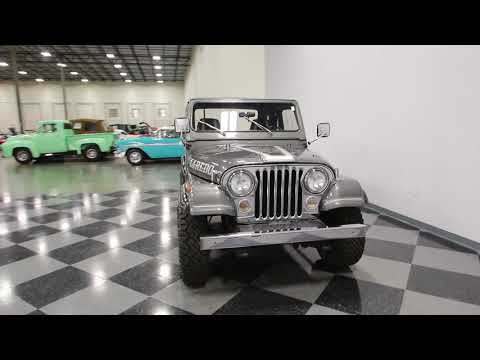 Video of '86 CJ7 - N8GG