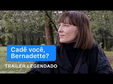 Cadê Você, Bernadette? ? Trailer Legendado