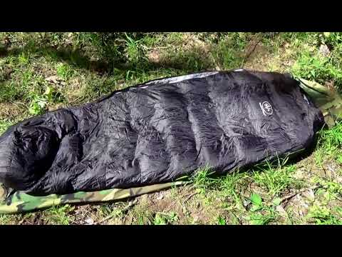 Outdoor Vitals Summit 0 Sleeping Bag Review