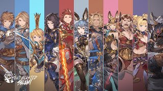 Granblue Fantasy Versus - Character Overviews