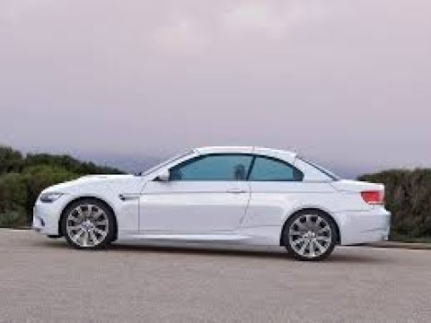 2008 BMW M3 Convertible review - In 3 minutes you'll be an expert on the 2008 M3