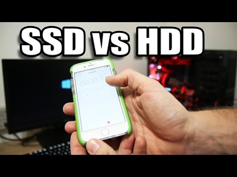 How to make computer faster with SSD
