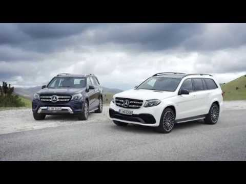 Mercedes-Benz GLS Trailer