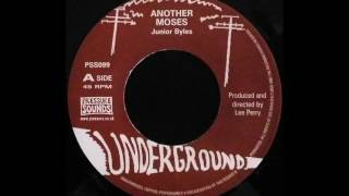JUNIOR BYLES - Another Moses [1970]