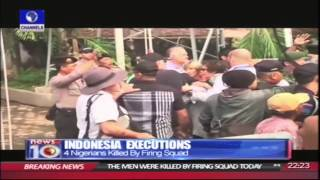 News@10:4 Nigerians Killed By Firing Squad In Indonesia Pt.2 280415
