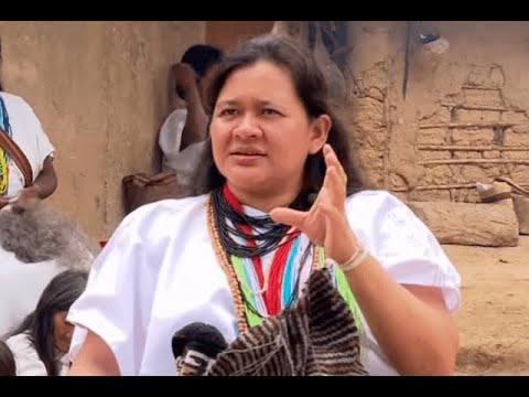 Mochilas arhuacas, mas que un producto insignia de esta comunidad indigena
