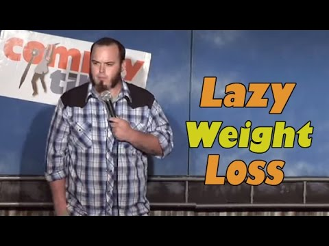 Comedy Time - Lazy Weight Loss (Stand Up Comedy)